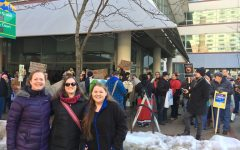 Simpson community members take a stand for climate