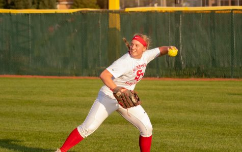 Simpson softball out to prove doubters wrong