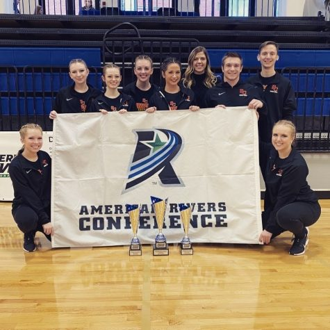 Simpson Dance turns in a strong performance at conference