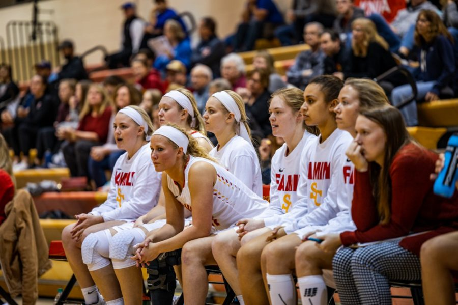 Women's basketball looks to bounce back
