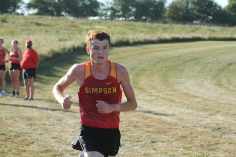The cross-country team charges forward with their season