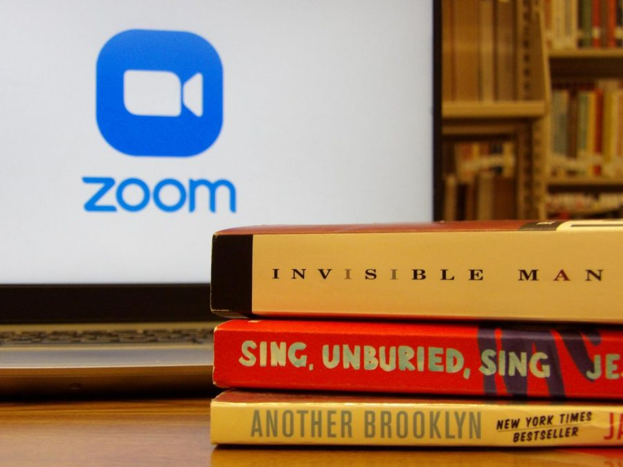 Simpson book club will continue through zoom.