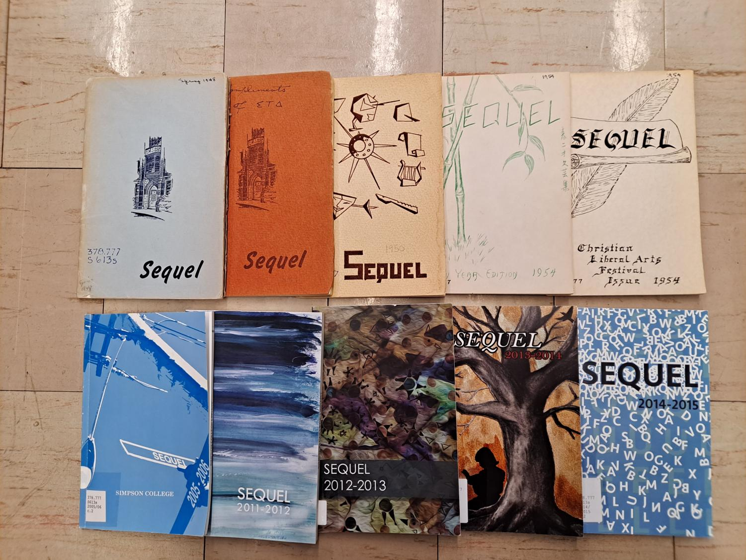 Submit to Sequel, Simpson College's 73-Year-Old Literary Publication