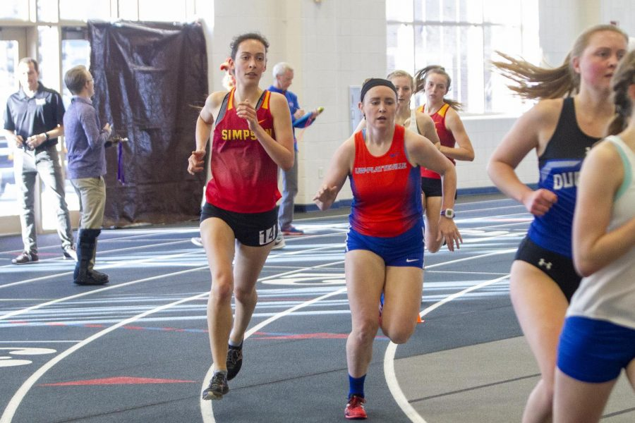 Track and Field look to return strong