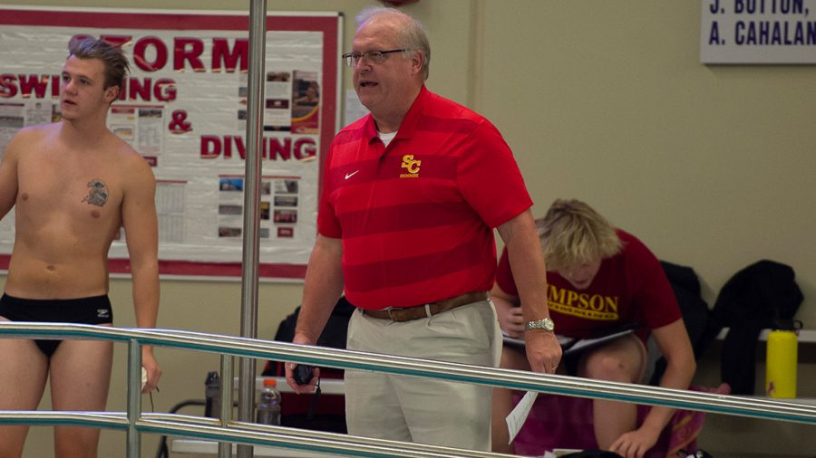 Tom Caccia retires from swimming and diving coaching
