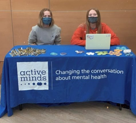 Clubs like Active Minds will have the chance to participate in Student Activities Day to raise awareness and increase membership coming this April.