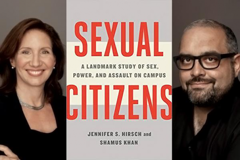 "Authors of ""Sexual Citizens"" speak to Simpson and Drake students"