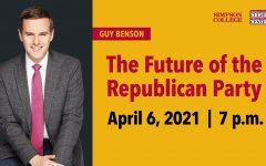 Political pundit, Guy Benson, spoke to students on April 6.