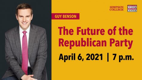 Political pundit, Guy Benson, spoke to students on April 6.