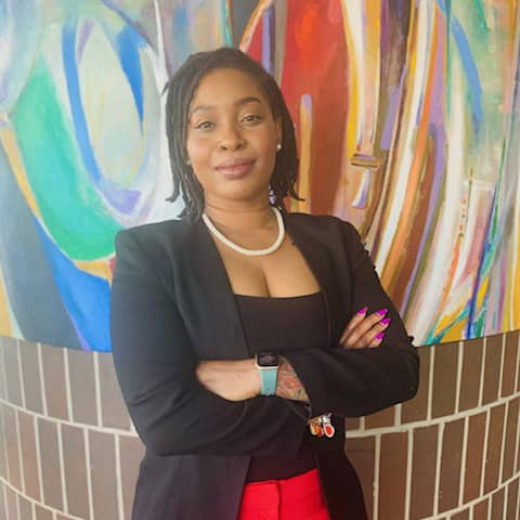 Keyah Levy will begin her position as the vice president of DEI on June 1.