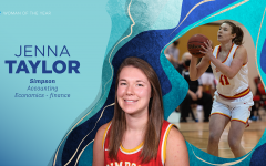 Taylor was one of the 154 nominees selected by their respective conference office and is now one of 10 nominees from Division III.
