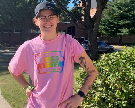 Junior Lauren Fisher was 16-years-old when she got her first tattoo. She now has 18 tattoos and is planning on getting more