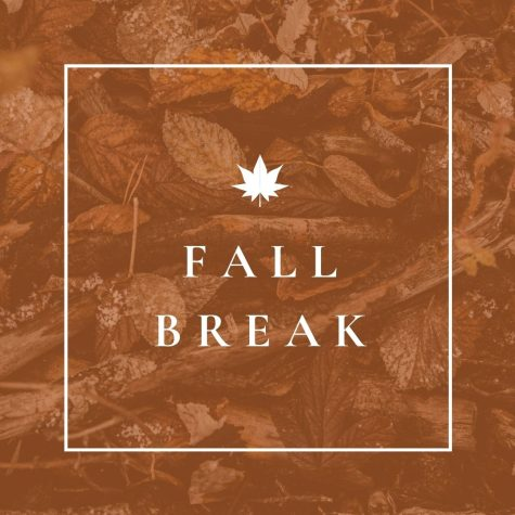 Fall break returns, provides students time to relax