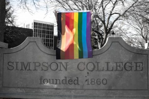 Simpson PRIDE has hosted a variety of educational events this October in celebration of LGBTQIA+ history month.