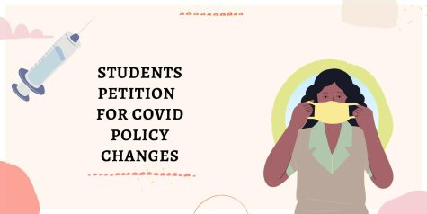 The tale of two petitions: students petition current COVID policies