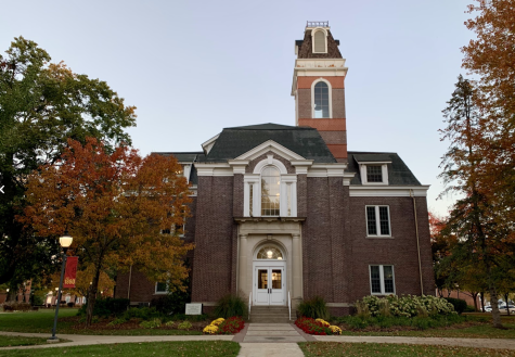 College Hall, home of Millie the ghost, is not the only building on campus with paranormal activity.